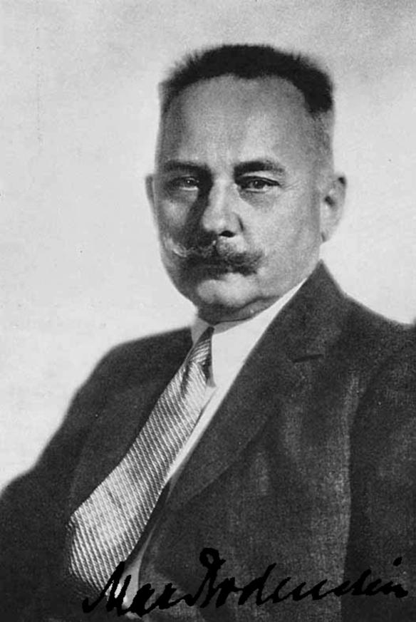 Max Bodenstein