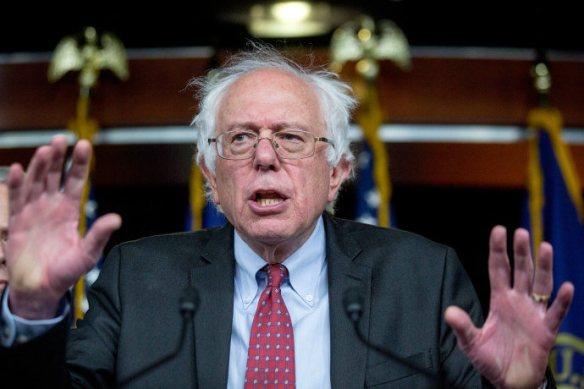 I want my Bernie back