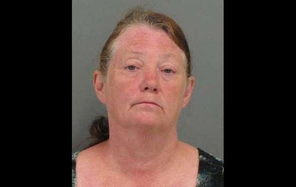 Ms. Patricia Anne Crowe, 59, amateur swashbuckler.