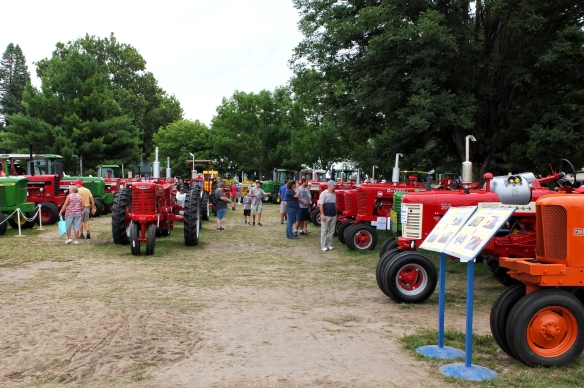 Tractors of Our Forefathers.