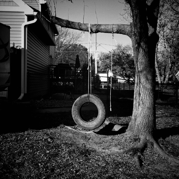 tire-swing